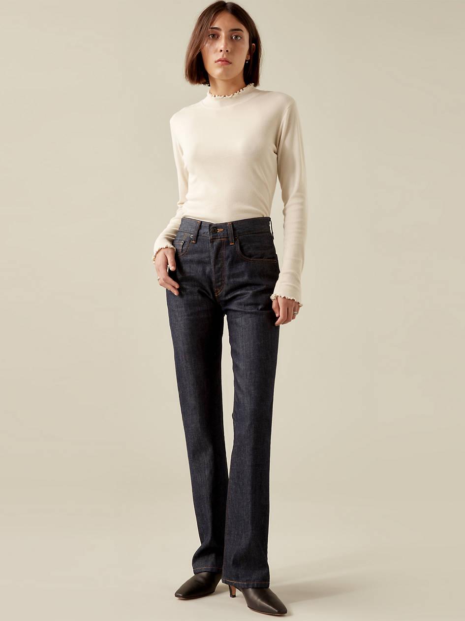 Levi's® X Karla Bootcut Jeans - Medium Wash | Levi's® US