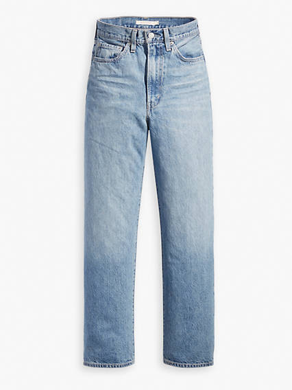 Levi's® x Wellthread™ Cottonized Hemp Ribcage Straight Jeans