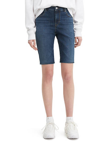 Womens Bermuda Shorts