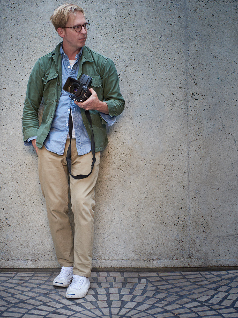 PERSONAL STYLE | Andrew Paynter