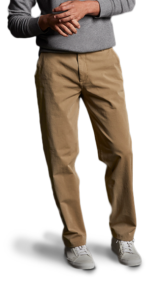 DOCKERS  MENS 40 x 28  Dark Navy Blue Khakis CASUAL DRESS PANTS  PLEATED