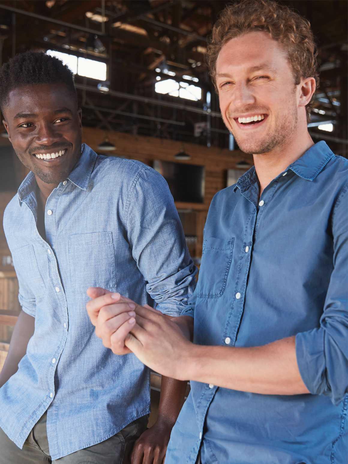 Smart Essential Shirts