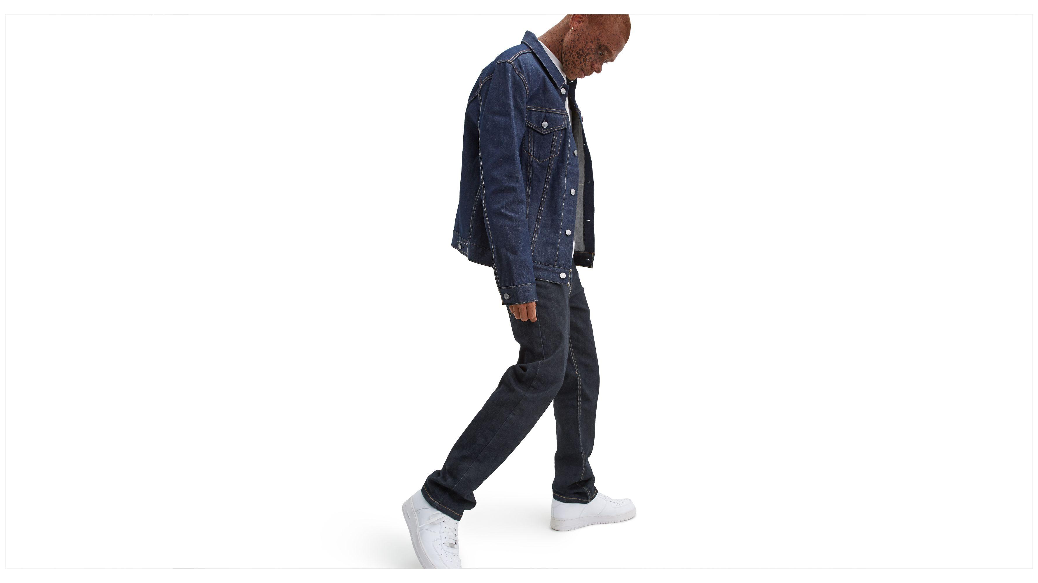 Levis 541 Taper Fit Levi's Flex Mens Jeans (big & Tall)