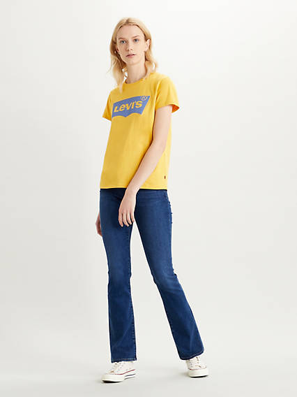 725™ High-Waisted Bootcut Jeans