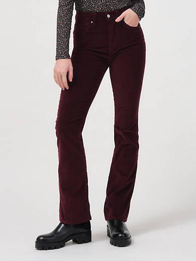 725 High Rise Bootcut Women's Corduroy Pants
