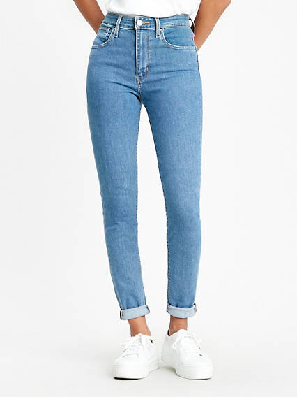 721™ High -Waisted Skinny Jeans
