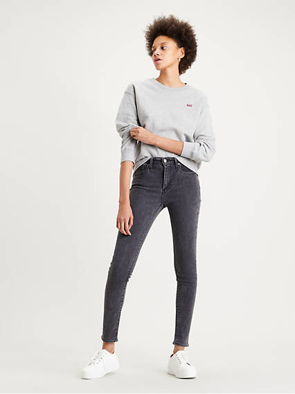 721™ High Rise Skinny Jeans (Plus)