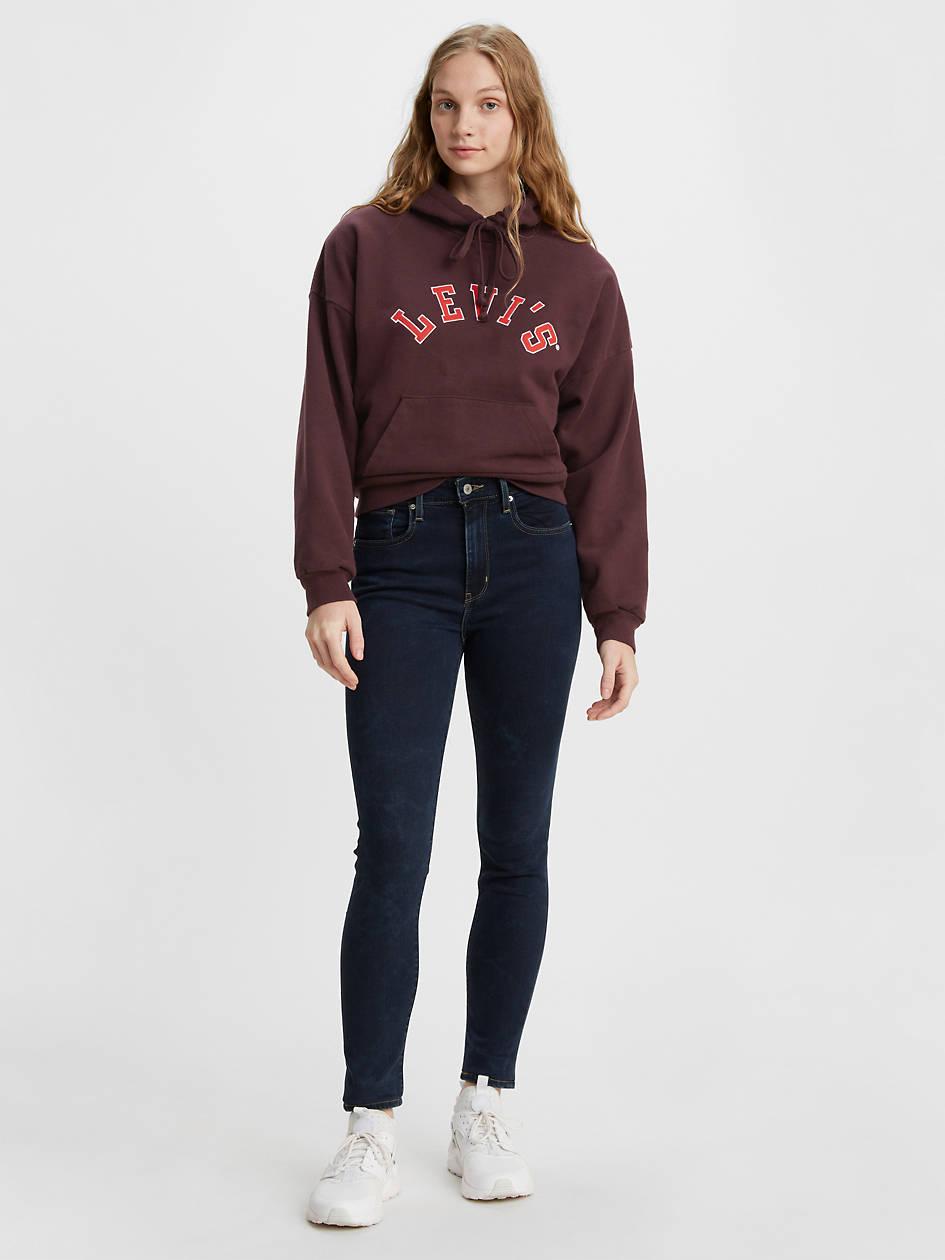 721 High Rise Skinny Women's Jeans - Medium Wash   Levi's® US