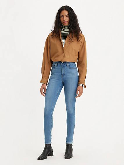 721™ High-Waisted Skinny Jeans