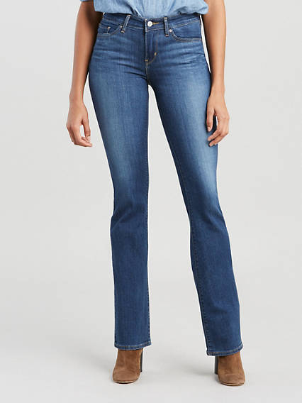 715 Boot Cut Women's Jeans