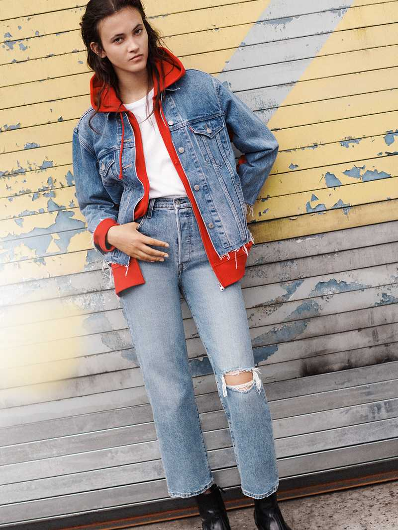 Jeans Denim Jackets Clothing Levi S Official Site