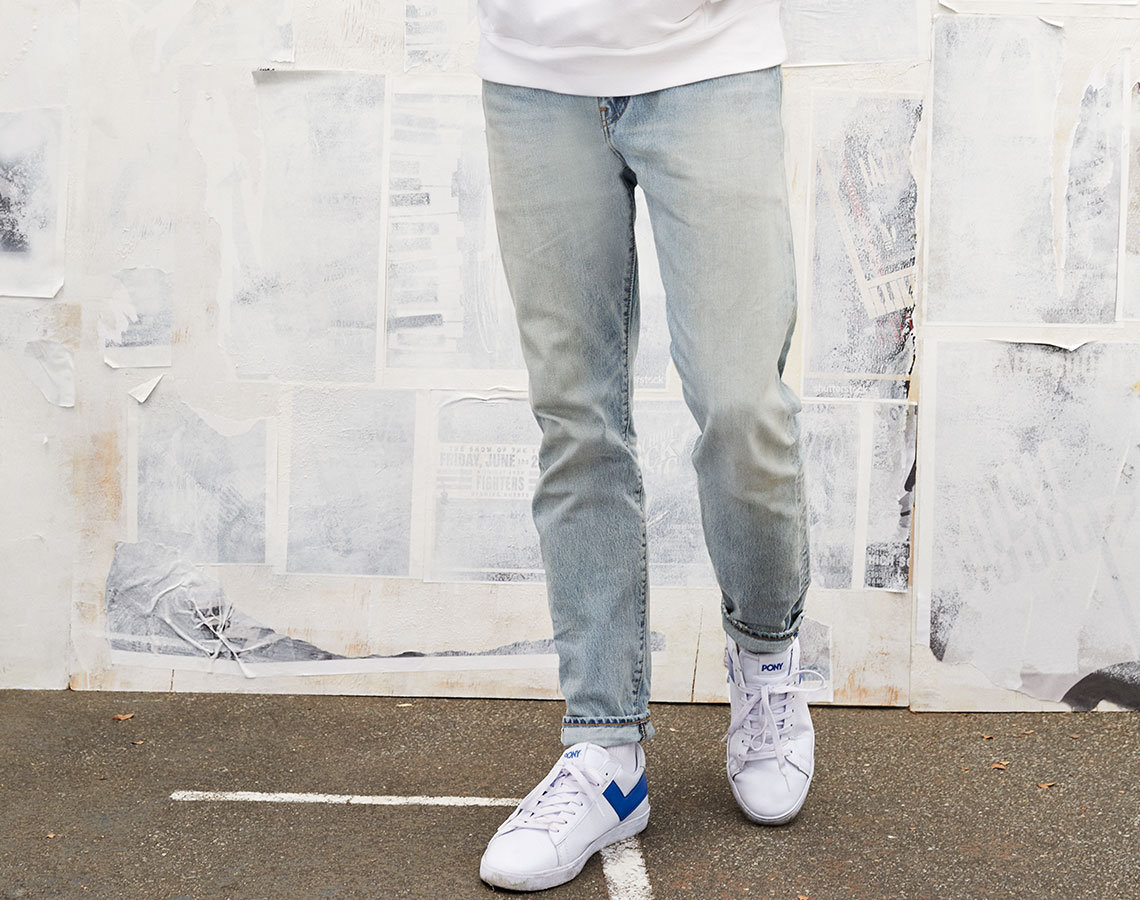 premium selection e2aa1 d0721 Après l ourlet, le fuselage des jambes du jean 501® est la retouche la plus  demandée dans les magasins Levi s® et chez les tailleurs du monde entier.