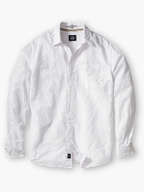 The Classic White Shirt