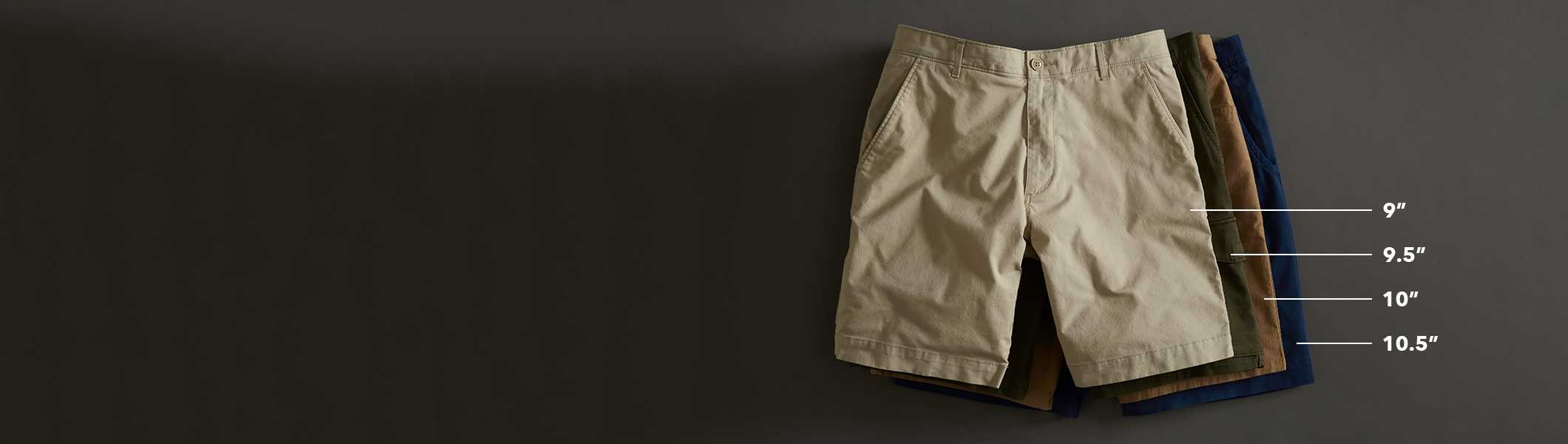 6782d0a6ca Men's Shorts - Shop Cargo, Chino, Khaki Shorts & More | Dockers® US