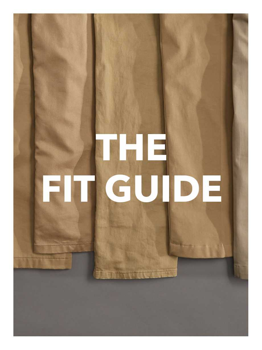 THE FIT GUIDE