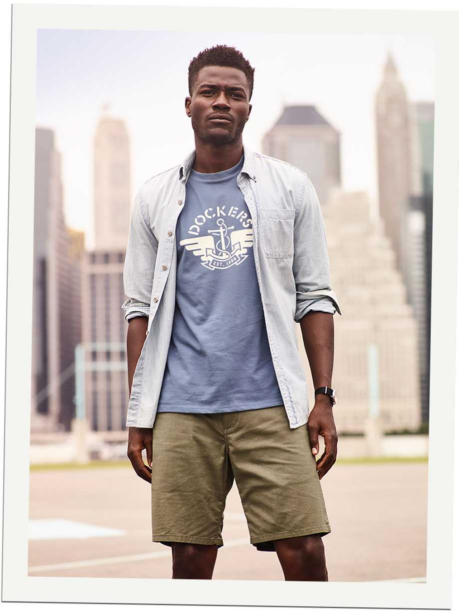 3ad1015faa Khakis, Men's Clothing, Shoes & Accessories | Dockers®