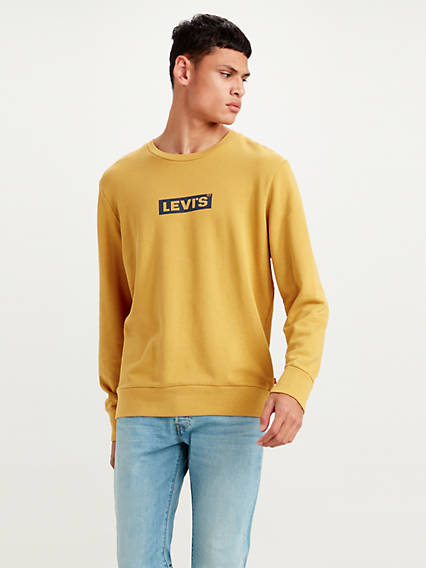 Graphic Crew Sweatshirt