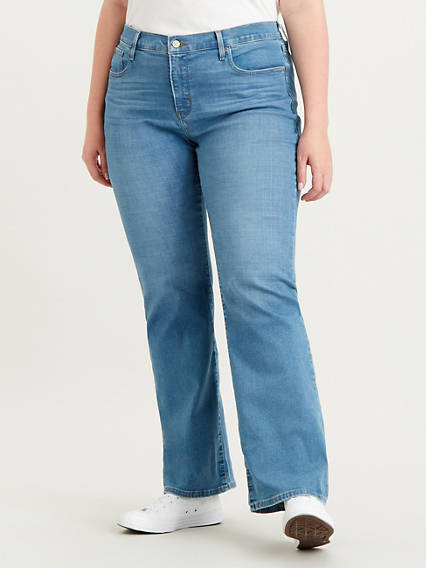 315™ Shaping Bootcut Jeans (Plus Size)
