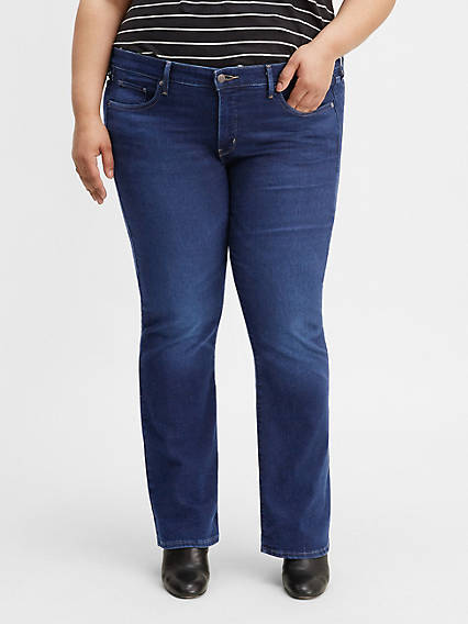 315 Shaping Bootcut Women's Jeans (Plus Size)