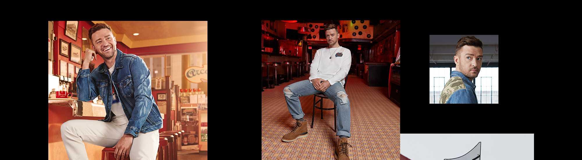 Justin Timberlake - Fresh Leaves