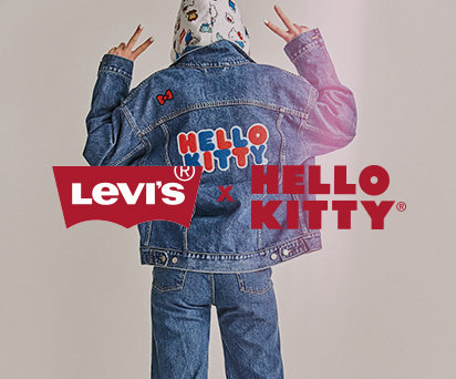 LEVI'S® X Hello Kitty