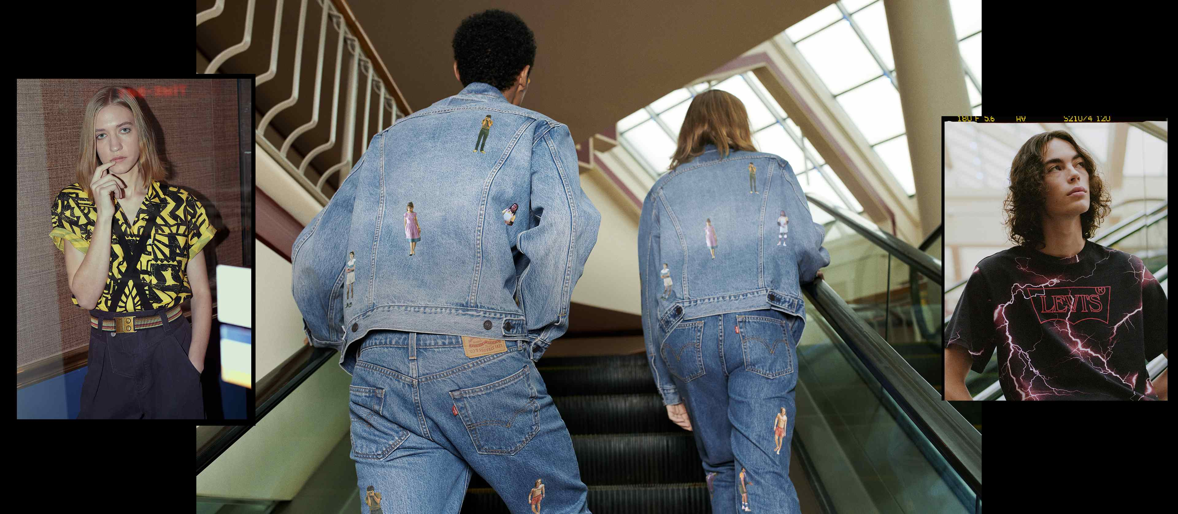 f3dab8cd6e8 Jeans, Denim Jackets & Clothing | Levi's® Official Site