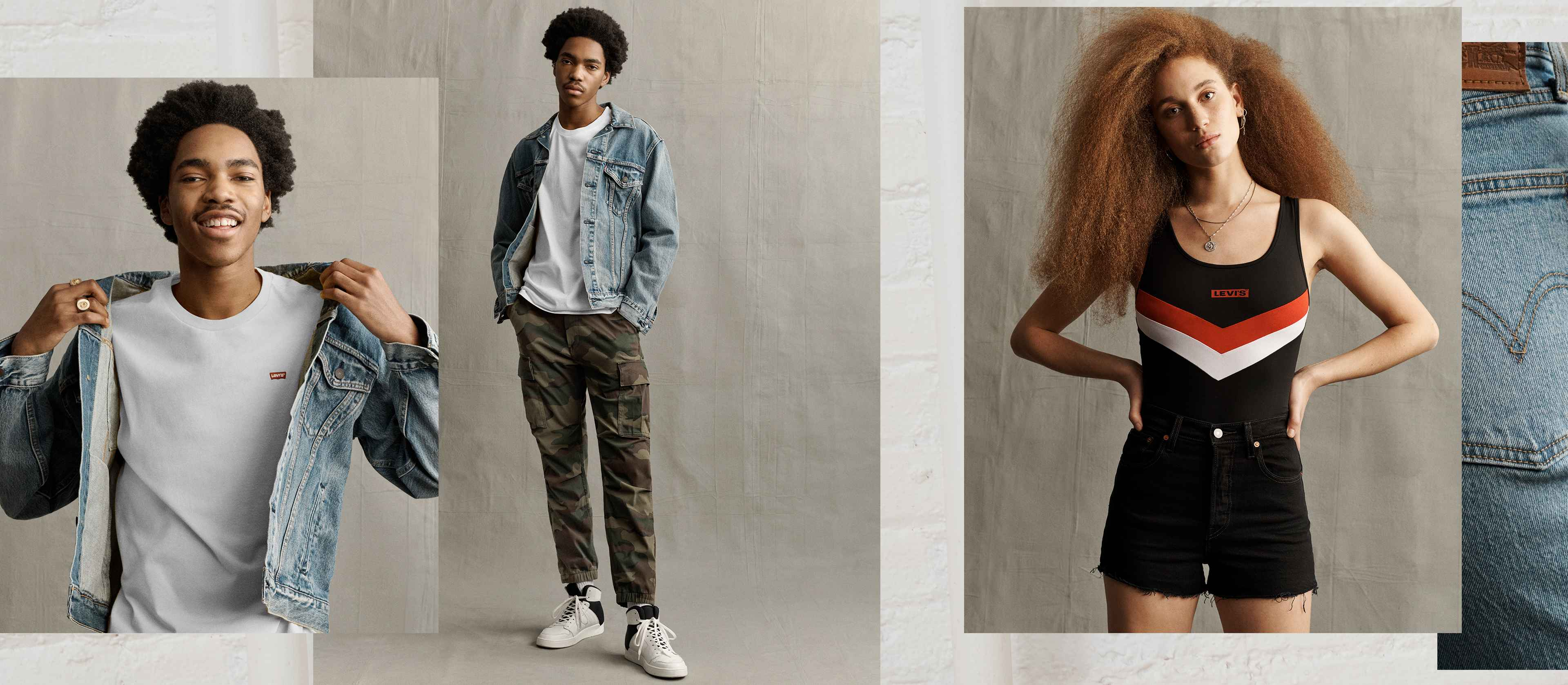 600903cac399 Jeans, Denim Jackets & Clothing | Levi's® Official Site