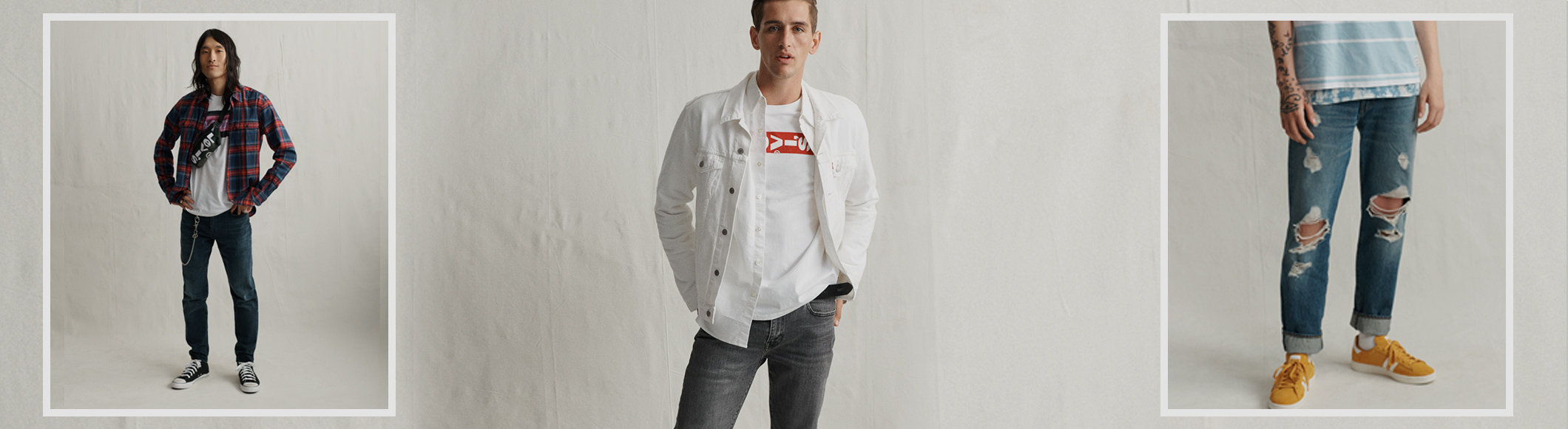 124c11e32a3 Men's Slim & Regular Tapered Jeans - Levi's® 502 | Levi's® US