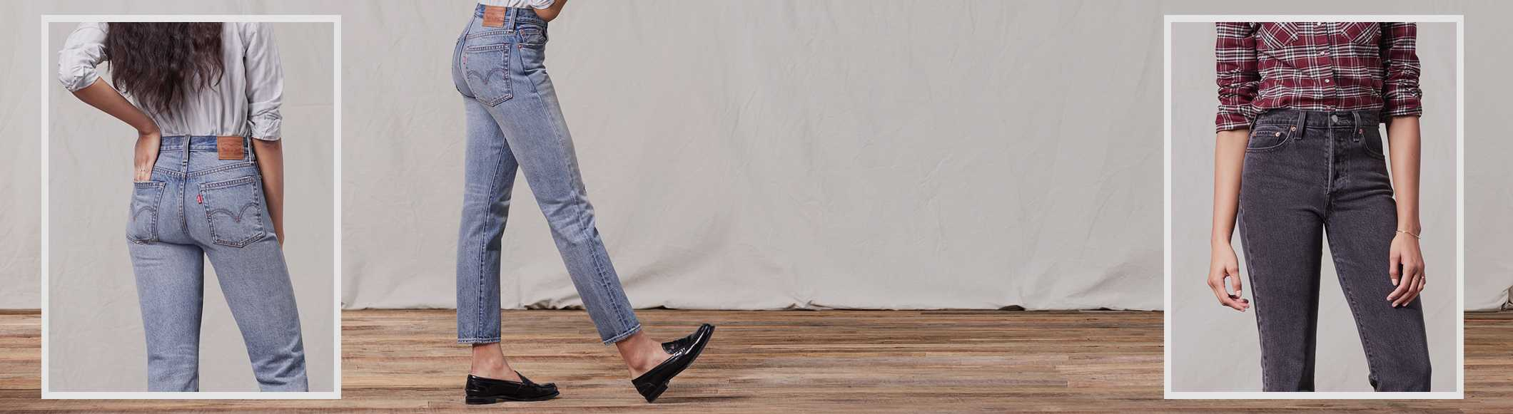 803deb47 Levi's Wedgie Fit Jeans - Shop the Iconic Wedgie Jean | Levi's® US