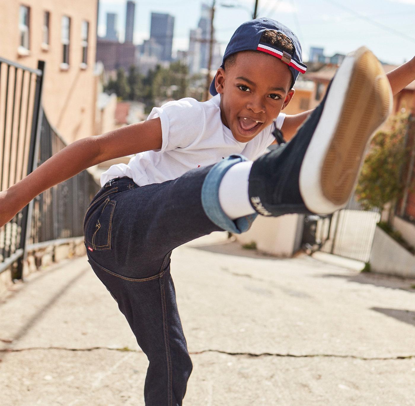 2b6ba17e Kids Clothes - Shop Clothes for Kids & Kids Jeans | Levi's® US