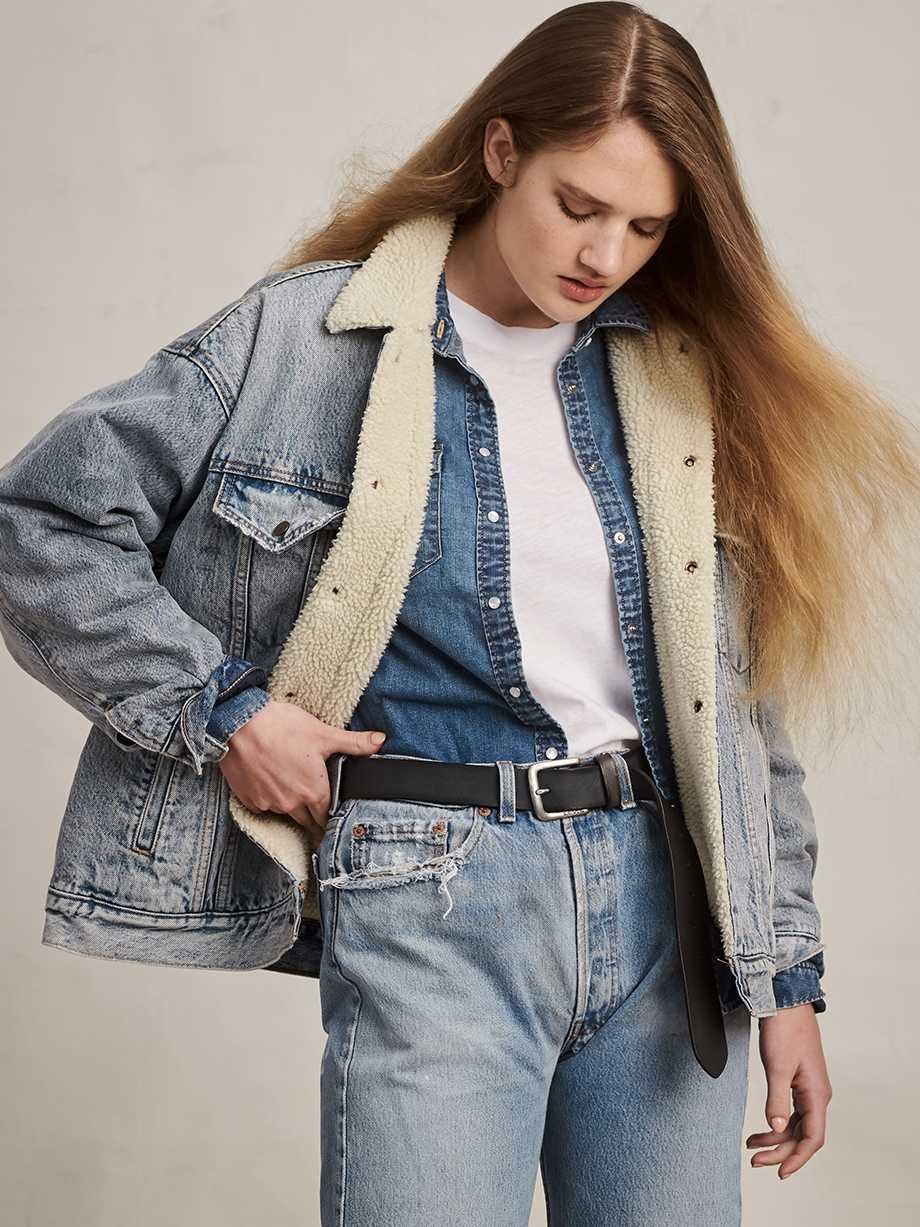 LEVIS STYLIST STORIES: JULY