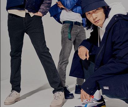 Jeans, Denim Jackets & Clothing | Levi's® Official Site