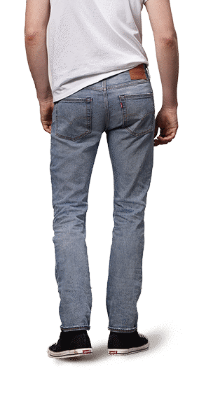 9e35703d67aa Skinny Jeans For Men - Ripped, Distressed & More Styles | Levi's® US