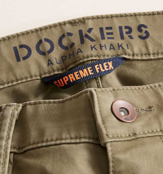 Dockers® Technology