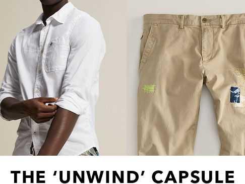 The unwind capsule