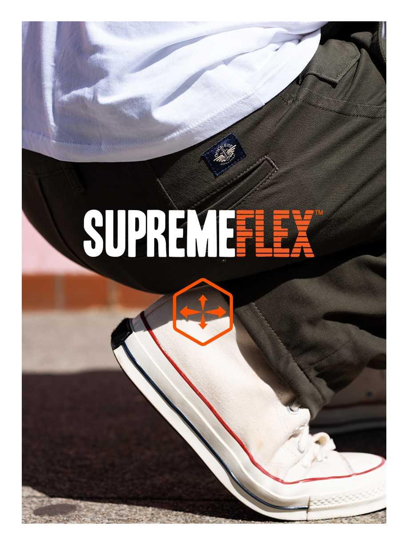 SUPREME FLEX<sup>™</sup>