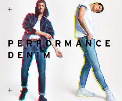 Performance Denim
