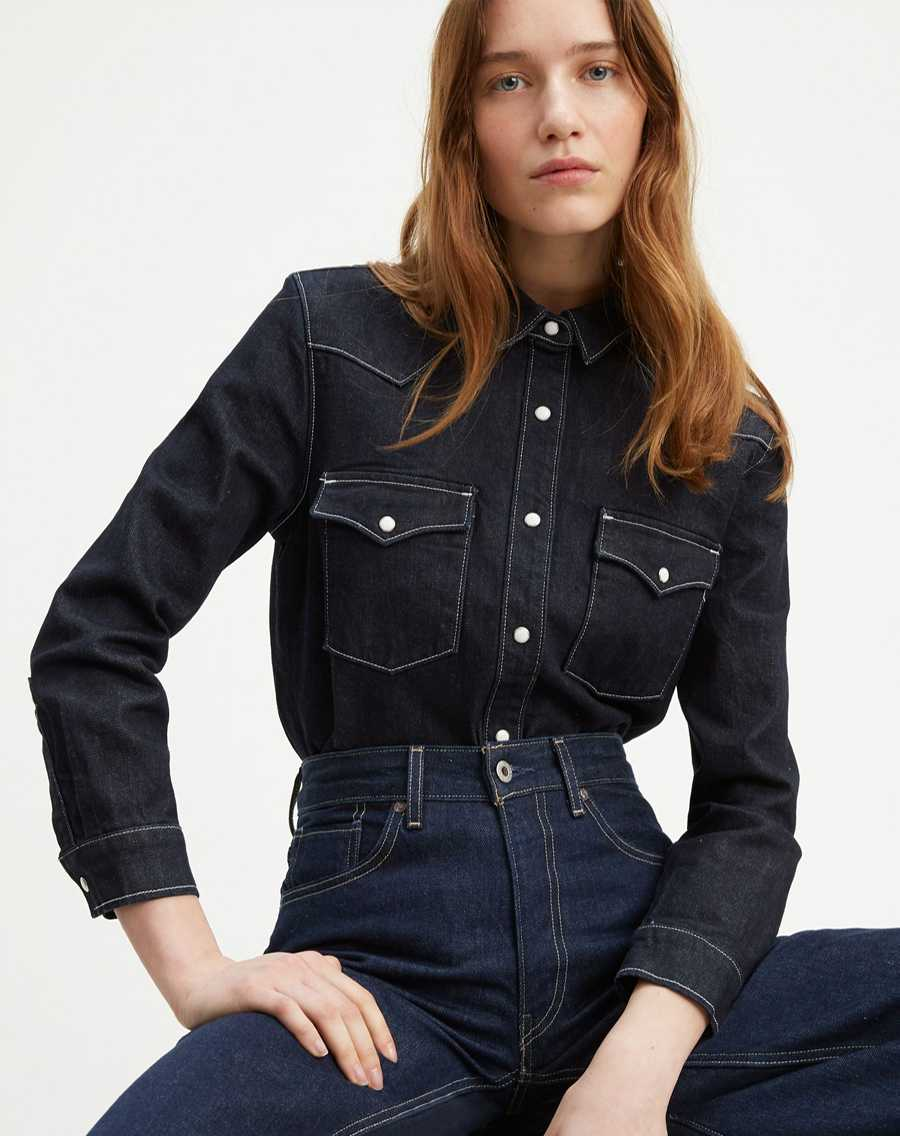 Levi's<sup>®</sup> Made & Crafted<sup>®</sup><br> Denim Shirt