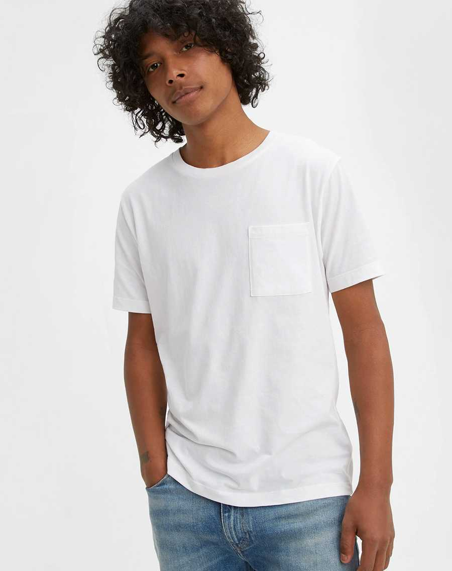 Levi's<sup>®</sup> Made & Crafted<sup>®</sup><br> Pocket Tee