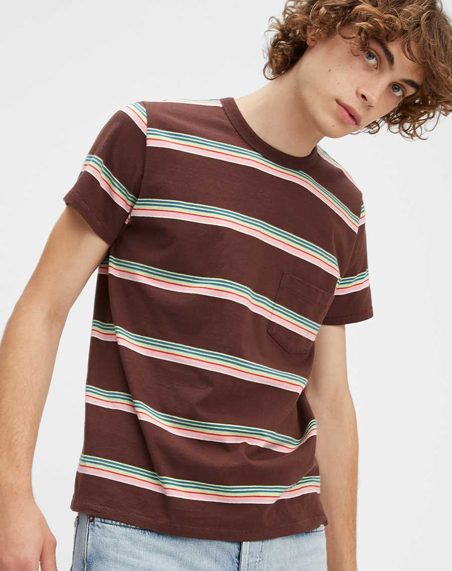 Levi's® Vintage Clothing 1960'S Casual Stripe