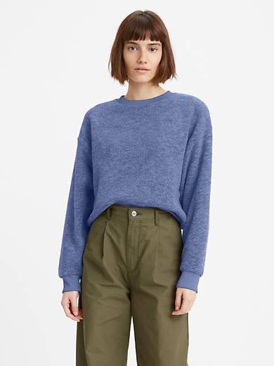 Meadow Fleece Crewneck Sweatshirt