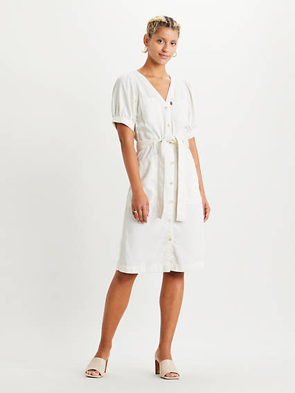 Bryn Shirt Dress