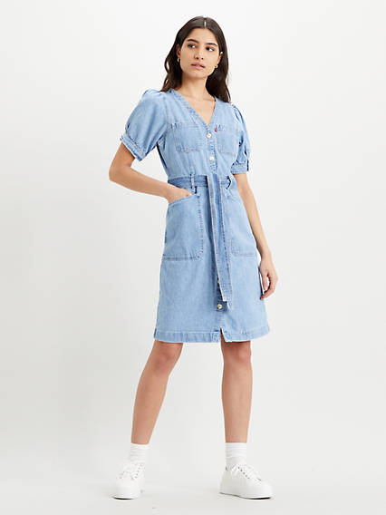 Bryn Shirt Dress