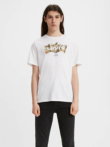 Housemark Graphic Tee Shirt