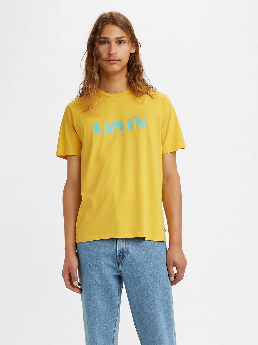 Levis Men's Modern Vintage Classic Graphic T-Shirt