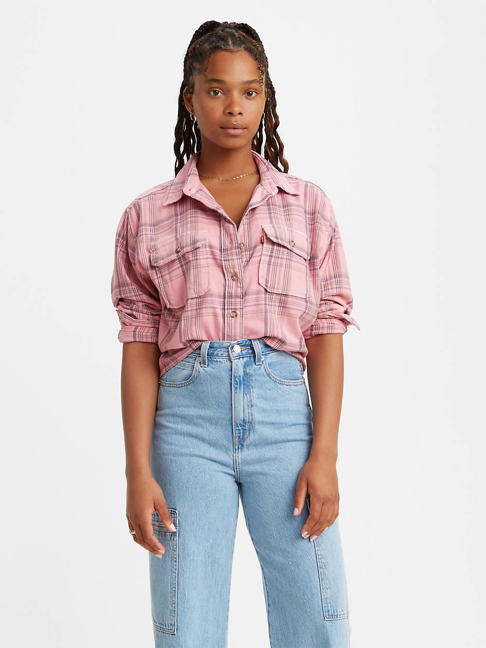 Olsen Utility Shirt - Red | Levi's® US