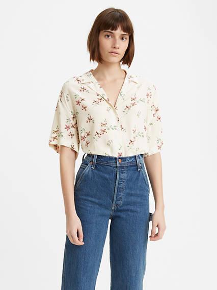 Rowan Floral Shirt