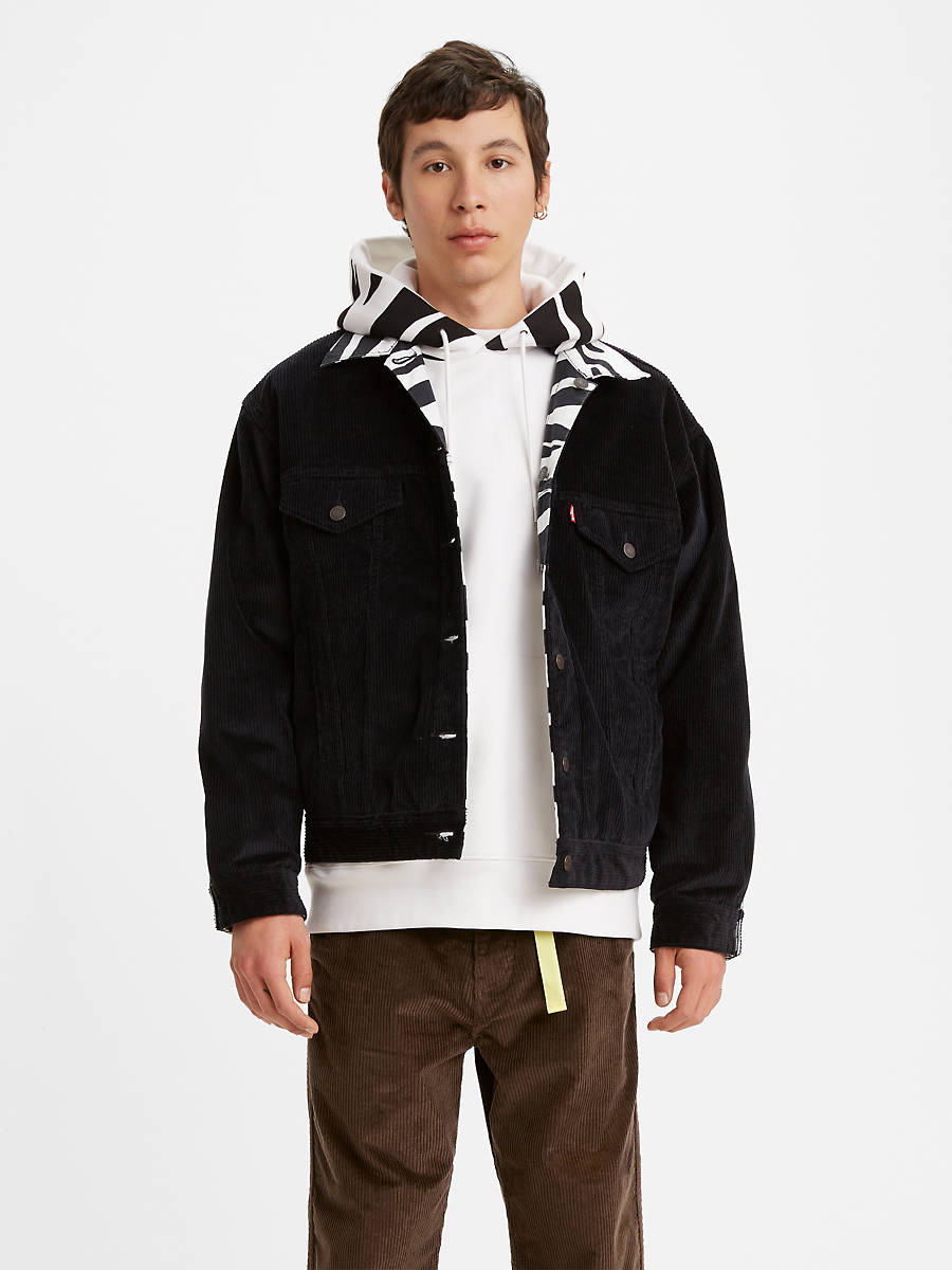Levi's Skate Type III Reversible Trucker Men's Jacket