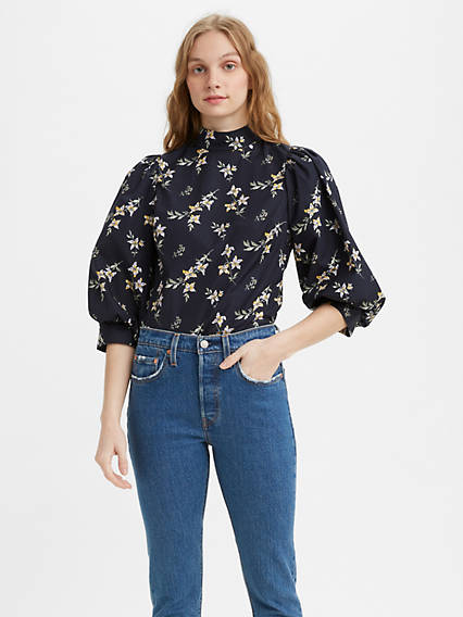 Posey Blouse
