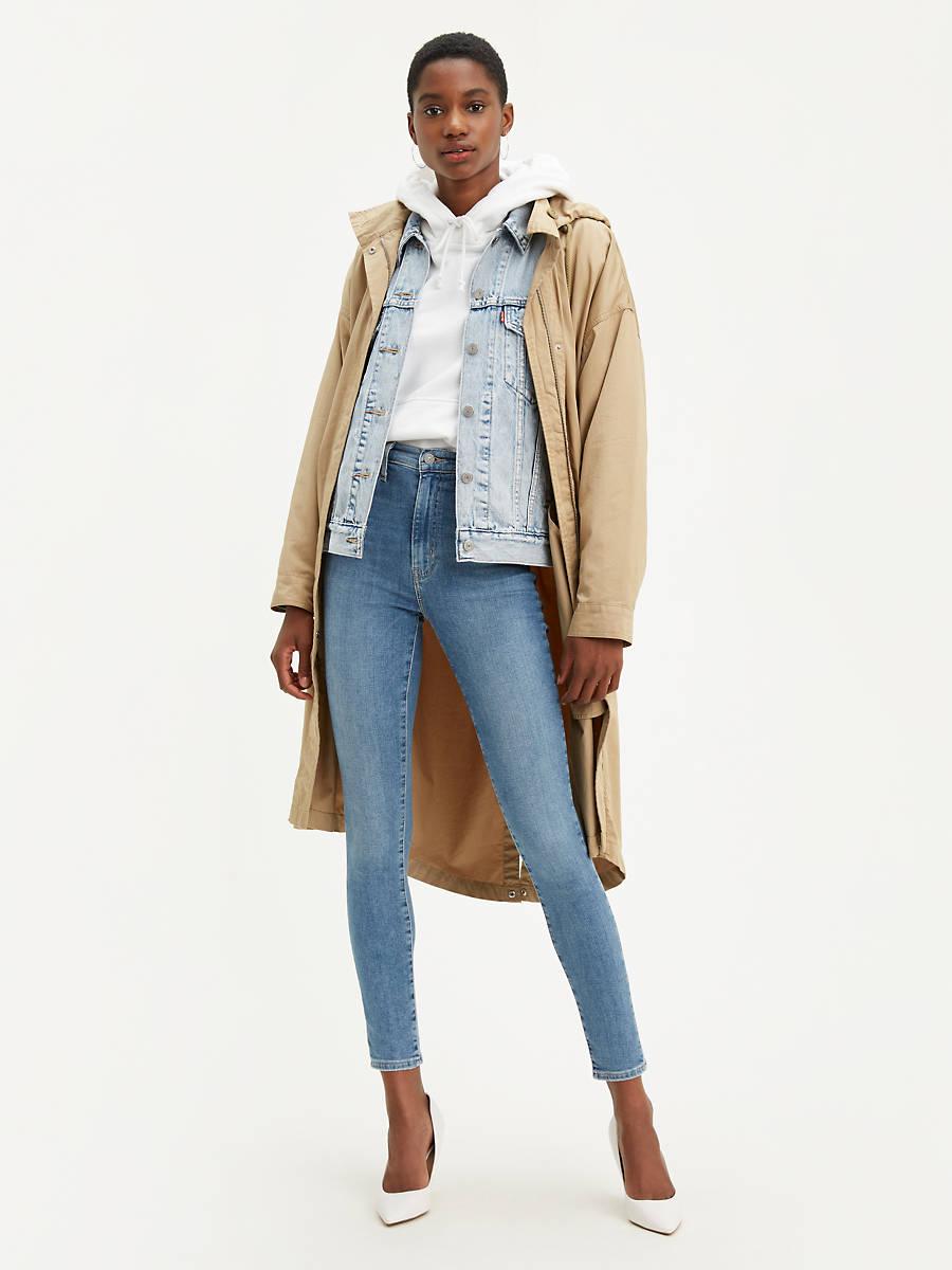 Mile High Super Skinny Jeans 1